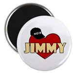 NCIS Jimmy Magnet