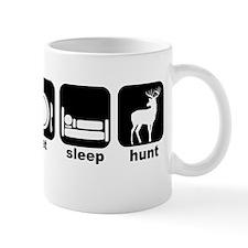 Eat Sleep Deer Hunt Deer Camp Mug