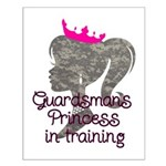 Guardsman Princess Small Poster