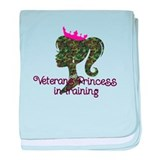 Veterans Princess Infant Blanket