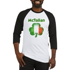 McTalian Distressed Baseball Jersey