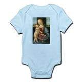 Leonardo da Vinci Madonna Infant Creeper