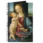 Leonardo da Vinci Madonna Journal