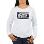 Some LA Females. . . Women's Long Sleeve T-Shirt