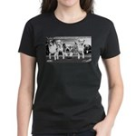 Some LA Females. . . Women's Dark T-Shirt