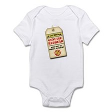 Genuine Redhead Keep out of S Infant Bodysuit