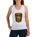 Clay County Sheriff's Dept. Women's Tank Top