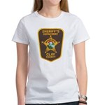 Clay County Sheriff's Dept. Women's T-Shirt