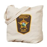 Clay County Sheriff's Dept. Tote Bag