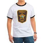 Clay County Sheriff's Dept. Ringer T