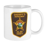 Clay County Sheriff's Dept. Mug