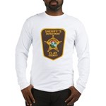 Clay County Sheriff's Dept. Long Sleeve T-Shirt