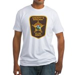 Clay County Sheriff's Dept. Fitted T-Shirt