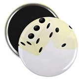 "Dice 2.25"" Magnet (100 pack)"