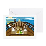 Joseph and Mary Nativity Card (Pk of 20)