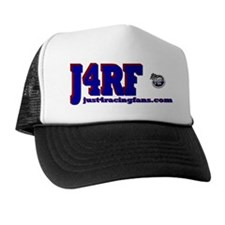 J4RF Trucker Hat Blue/Red