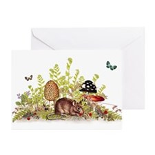 Woodland Mouse Greeting Cards (Pk of 20)