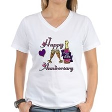 Unique Twentieth anniversary Shirt