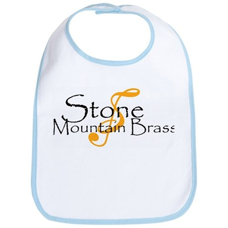 Stone Mountain Brass Bib