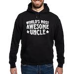 Awesome Uncle Hoodie (dark)