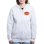 Got Ferrets? Women's Zip Hoodie