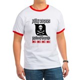 US NAVY VF-17 JOLLY ROGERS T