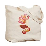 Mermaids Tote Bag - LOOK BACK!