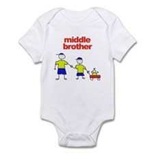 Middle brother Infant Creeper