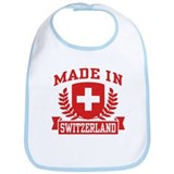 Made In Switzerland Bib