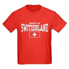 Made In Switzerland T