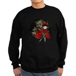 Little Red Capuccine Sweatshirt (dark)