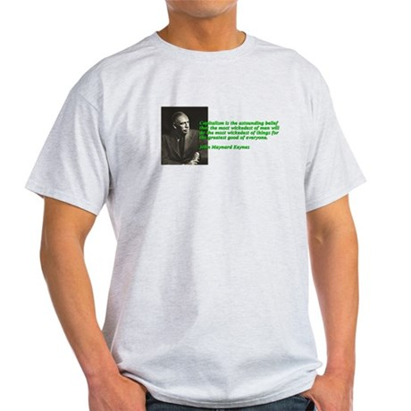 Keynesian Light T-Shirt