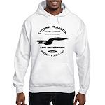 Enterprise-D Fleet Yards Hooded Sweatshirt