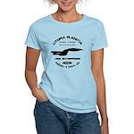Enterprise-D Fleet Yards Women's Light T-Shirt