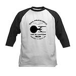 Enterprise-A Fleet Yards Kids Baseball Jersey