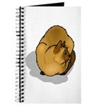 Siamese Cat Portrait Journal
