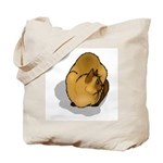 Siamese Cat Portrait Tote Bag
