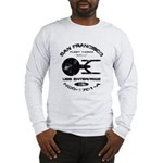 Enterprise-A (worn look) Long Sleeve T-Shirt