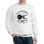 Enterprise-A (worn look) Sweatshirt