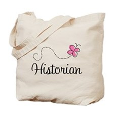 Cute Historian Tote Bag
