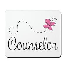 Cute Counselor Mousepad