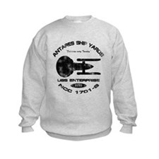Enterprise-B (worn look) Sweatshirt