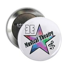 Musical Theatre Star Button