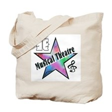 Musical Theatre Star Tote Bag