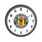 Vietnam Veterans of America Wall Clock
