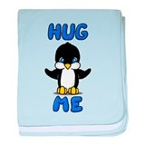 Hug Me Penguin Infant Blanket