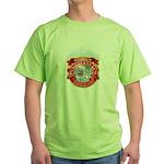 TeamPyro! Green T-Shirt