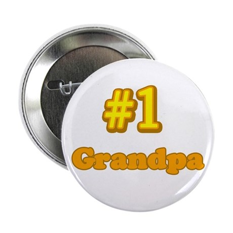 #1 Grandpa Button