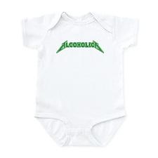 Alcoholica Infant Bodysuit