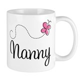 Cute Nanny Small Mugs